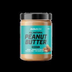 Biotech USA Peanut Butter Erdnussbutter, 400g