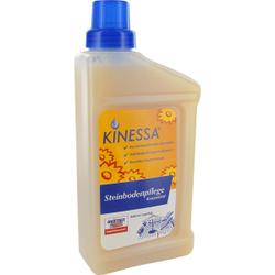 KINESSA Steinbodenpflege Konzentrat, Wischpflege für alle Steinböden, Außen und Innen, 1000 ml - Flasche