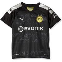Puma Borussia Dortmund Trikot 19/20, Auswärts, Gr. 140
