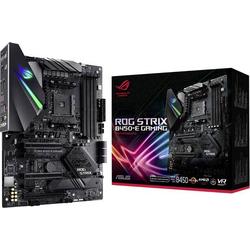 Asus ROG Strix B450-E Gaming Mainboard Sockel AMD AM4 Formfaktor ATX Mainboard-Chipsatz AMD® B450