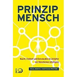 Prinzip Mensch. Paul Nemitz  Matthias Pfeffer  - Buch