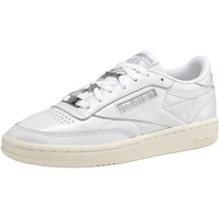 Reebok Club C 85 white/silver metallic/pure grey 3 38