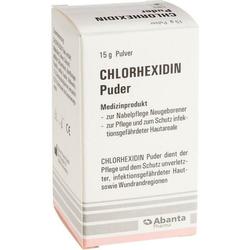 Chlorhexidin Puder