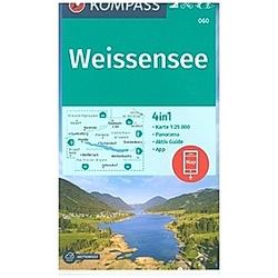 KV WK 060 Weissensee 25T - Buch