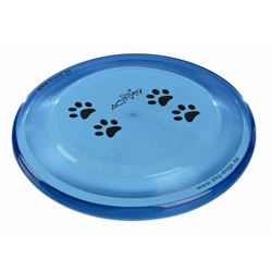 Trixie Dog Activity Dog Disc, bissfest 23 cm
