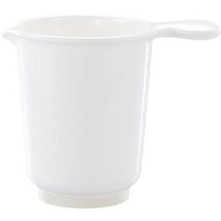 WACA Rührschüssel, Melamin, (Set, 2-tlg), 1.200 ml weiß