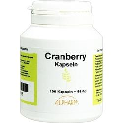 CRANBERRY KAPSELN 100 St