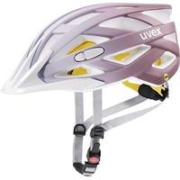 Uvex I-vo cc MIPS 56-60 cm white/rose mat 2021