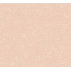 Vliestapete Pop Style, glatt, einfarbig rosa