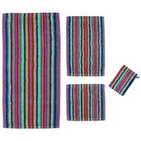 Life Style Streifen 7048 Seiflappen 30 x 30 cm multicolor