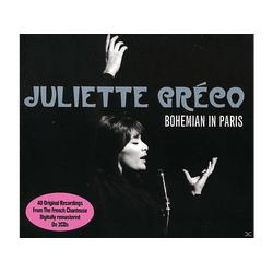 Greco Juliette - Bohemian In Paris (CD)