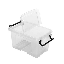 cep Aufbewahrungsbox 1,7 l transparent 20,5 x 13,6 x 11,6 cm