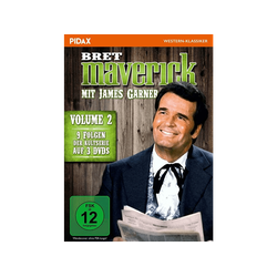Bret Maverick - Vol.2 DVD