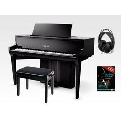 Kawai Novus NV10 Hybrid Digitalpiano Set inkl. Kopfhörer & Schule