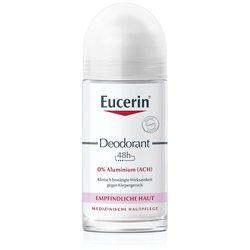 EUCERIN Deodorant Roll-on 0% Aluminium 50 ml