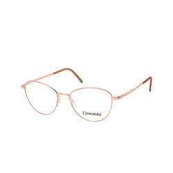 Neubau Eyewear Sarah T037/75 3530, inkl. Gläser, Cat Eye Brille, Damen