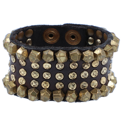 Campomaggi Armband skórzana 20 cm brown
