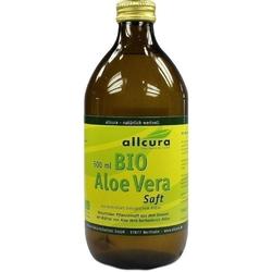ALOE VERA SAFT Bio 500 ml