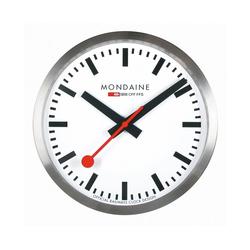MONDAINE Wanduhr A990.CLOCK.16SBB