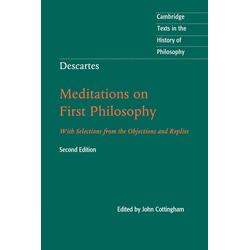Descartes als Buch von René Descartes