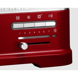 KitchenAid Artisan Toaster 5KMT4205ECA Liebesapfel-Rot