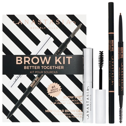 Better Together Brow Kit Weiches Braun