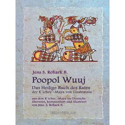 Poopol Wuuj als Buch von Jens S. Rohark Bartusch