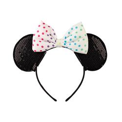 Disney Disney Minnie Mouse Haarreif mit Ohren und Schleife