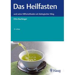 Das Heilfasten als Buch von Otto Buchinger