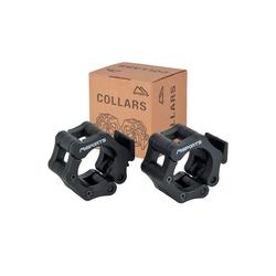 MSports® Hantel Hantelverschlüsse für Olympia Hantelstange Durchmesser 50/51 mm barbell collar