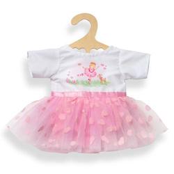 Pu-Ballerina-Kleid Maria, Gr. 35-45cm