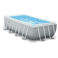 Intex Prism Frame Pool Set 300 x 175 x 80 cm inkl. Filterpumpe (26784GN)