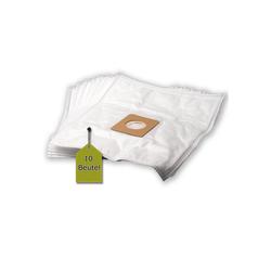 eVendix Staubsaugerbeutel Staubsaugerbeutel ähnlich Variant NI 02, 10 Staubbeutel, passend für Variant