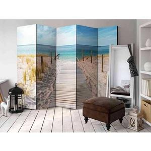 Spanische Wand mit Nordsee Motiv modern