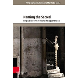 Naming the Sacred - Buch