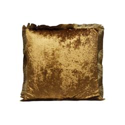 KARE Dekokissen Kissen Cannes Gelb 45x45cm