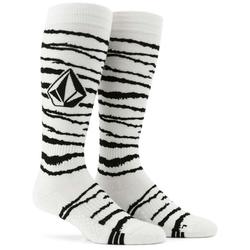 Socken VOLCOM - Lodge Sock White Tiger (WTT) Größe: L/XL
