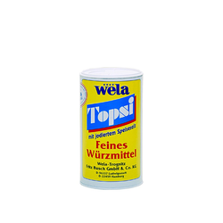 Topsi Feines Würzmittel jodiert 200g - wela