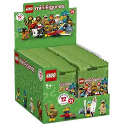 LEGO Minifiguren Serie 21 - BOX 36 Stück