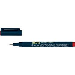 PILOT PILOT Zeichenstift Drawing Pen SW-DR-03-R 4113002 0,4mm rot