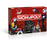 Winning Moves Monopoly Nightmare Before Christmas 44710