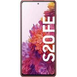 Samsung Galaxy S20 FE 6 GB RAM 128 GB cloud red