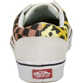 VANS ComfyCush Old Skool Mixed Media white/multi 35