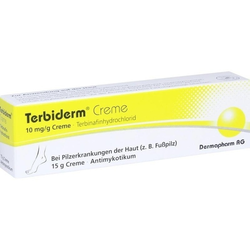 Terbiderm Creme 10mg/g