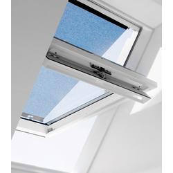 VELUX Dachfensterrollo Hitzeschutzmarkise, Lichtschutz schwarz Dachfensterrollos Rollos Jalousien