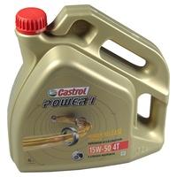 Preisvergleich Produktbild Castrol Power 1 4T 15W-50 4 Liter