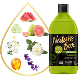 NATURE BOX Shampoo Avocado 385 ml