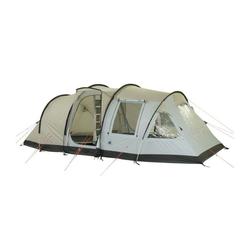 10T Outdoor Equipment Tunnelzelt 10T Kenton - 4-Personen Apsis Tunnel-Zelt mit Voll-Bodenplane gr. Wohnraum + teilbare Innenkabine WS=5000mm, Personen: 4