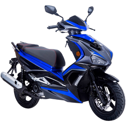 GT UNION Motorroller Striker, 50 ccm, 45 km/h, Euro 5, EURO 5