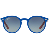 Ray Ban Junior RJ9064S blue-brown / grey gradient blue
